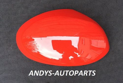 CITROEN C1 2005 - 2013 WING MIRROR COVER L/H OR R/H SCARLET RED COLOUR CODE  KJH